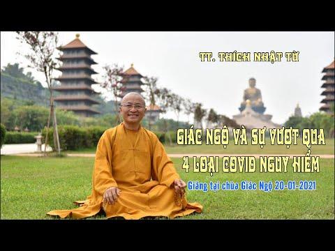 """Sự giác ngộ của đức Phật và vượt qua 4 loại """"covid"""" nguy hiểm"""