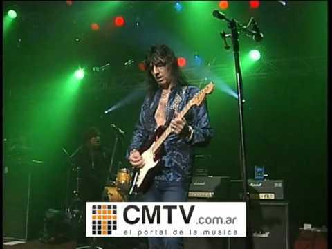 Rata Blanca video El reino olvidado - CM Vivo 24/09/2008