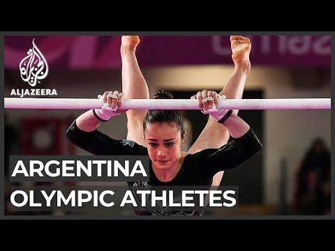 Argentina allows Olympic athletes to resume training