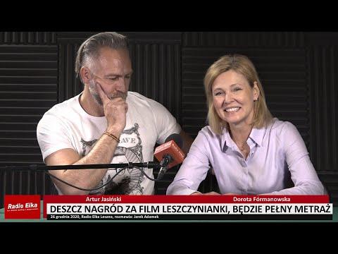 Wideo1: Deszcz nagród za film leszczynianki Doroty Fórmanowskiej