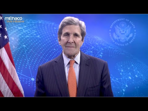 John Kerry, Special Presidential Envoy for Climate U.S.A. - MBI 2021
