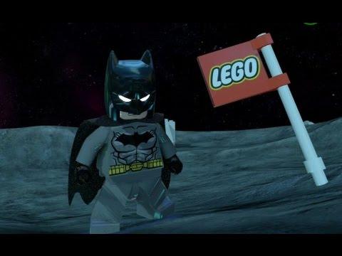 LEGO Batman 3 Beyond Gotham Walkthrough - Cheat Codes