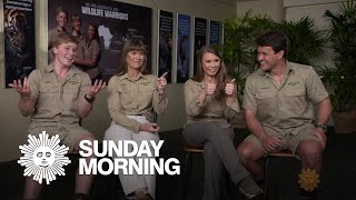 Carrying on the legacy of Steve Irwin
