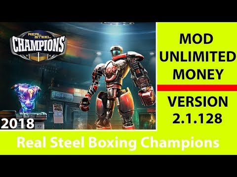 real steel boxing champions mod apk v1.0.487
