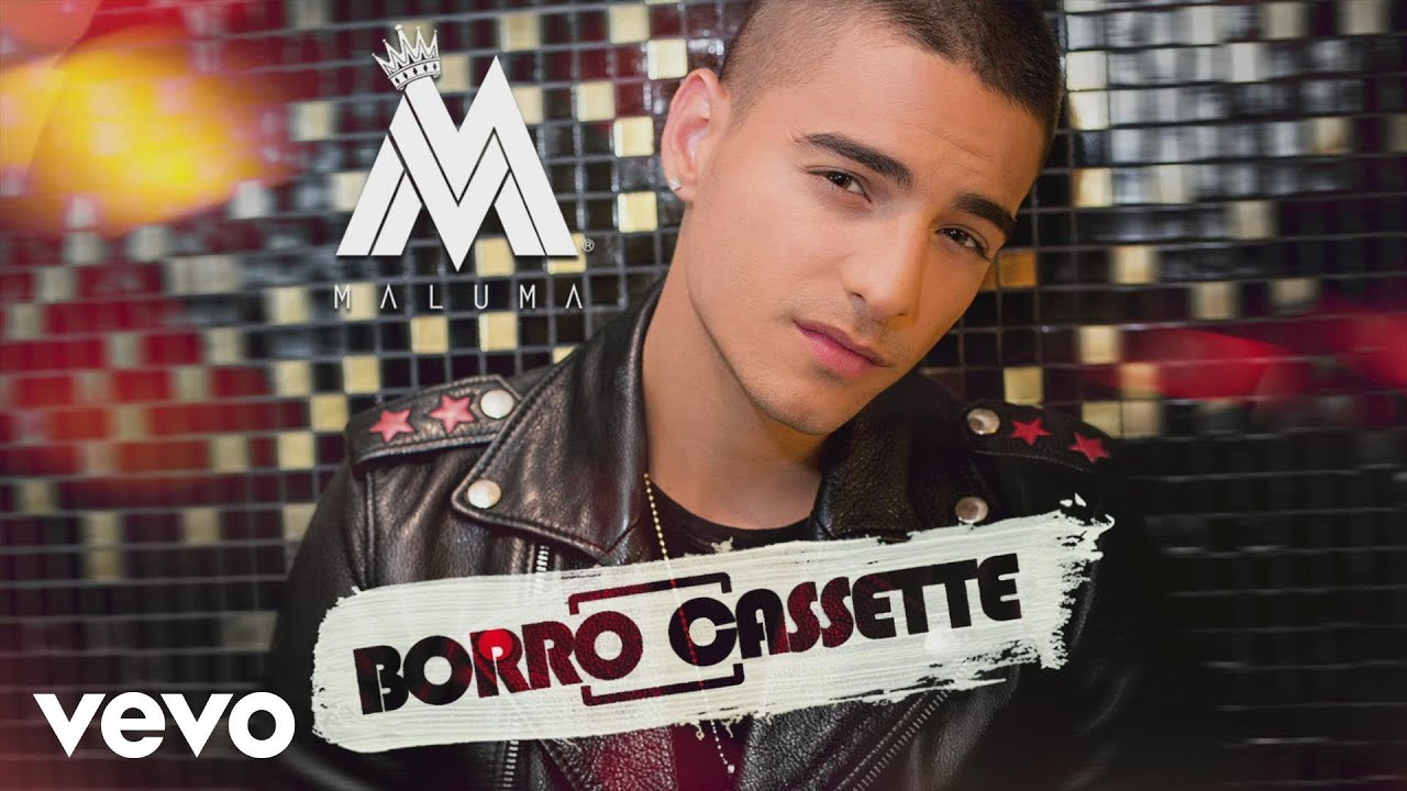 Maluma – Borro Cassette (Cover Audio)