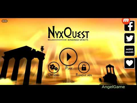 NyxQuest: Kindred Spirits Android Gameplay