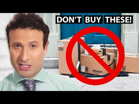 10 Things NOT to Buy on Cyber Monday 2019!