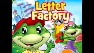 Letter Factory DVD - Letter Recognition & Learning Videos