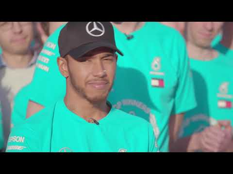 Mercedes F1 are the 2018 F1 Constructors Champions