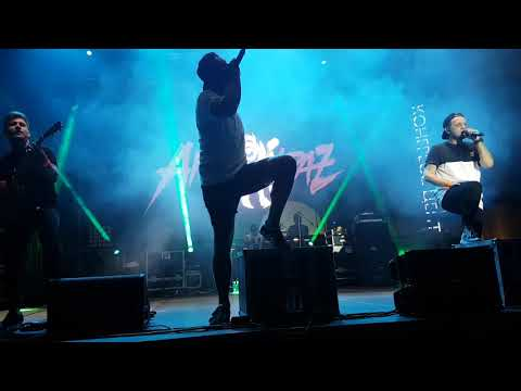 Anacondaz Live at Locals Only (Сочи 30.09.2017)