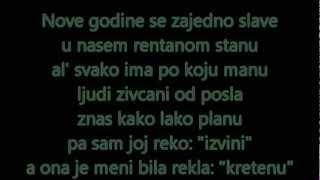 Edo Maajka - Rek'o Sam Joj (feat. Sky Wikluh) Lyrics