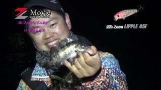 ZBLゾエアリプル45F×山口エリア・オカッパリ編(早田一貴×岩崎林太郎)