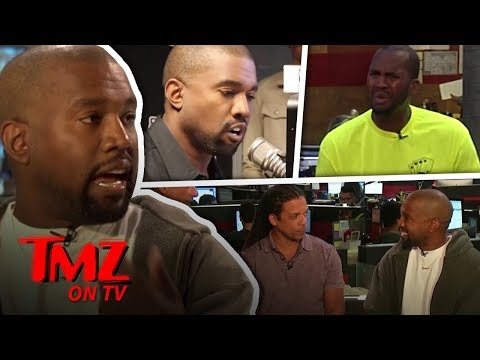 [TMZ] Kanye 'Apologizes' For His Slavery Comments
