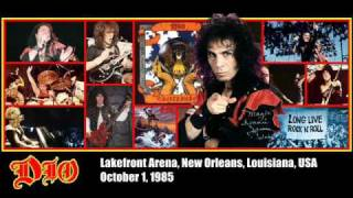 Dio - King of Rock and Roll / Like the Beat of a Heart (Live)