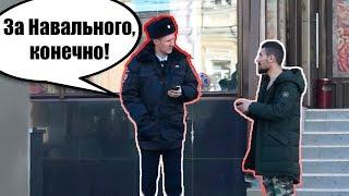 Опрос: За кого будете голосовать ? (Грудинин, Навальный, Путин)