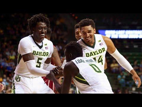 Baylor Runs Away From West Virginia