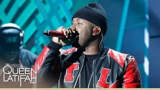 """Rico Love Performs """"They Don't Know"""" on The Queen Latifah Show"""