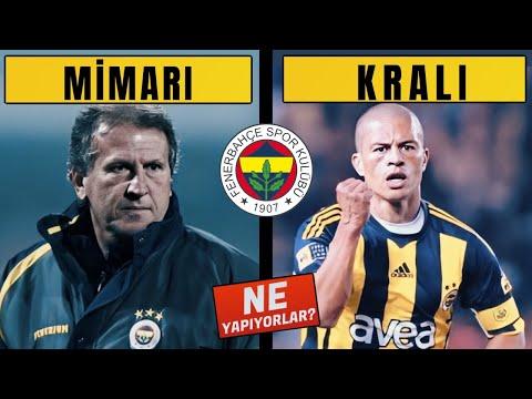 AVRUPAYI SARSAN Efsane Fenerbahçe Kadrosu ŞİMDİ NE YAPIYOR? (2008)