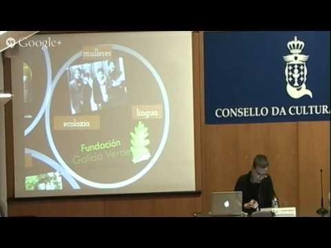 Presentación da Xornada: Escénicas. Mabel Rivera