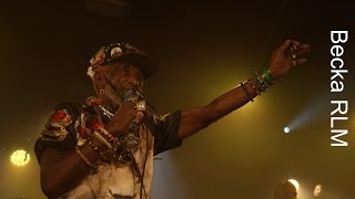 Kiss The Champion - Lee Scratch Perry @ Cabaret Sauvage, Paris 2016