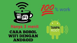 Bobol Wifi Tanpa Root Free Video Search Site Findclip