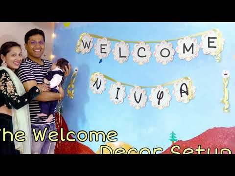 mp4 Room Decoration To Welcome Baby, download Room Decoration To Welcome Baby video klip Room Decoration To Welcome Baby