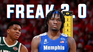 This FREAK OF NATURE Will TAKE OVER The NBA! GREEK FREAK 2.0?