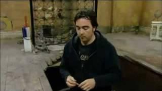 SAW II making of The Needle Pit Scene