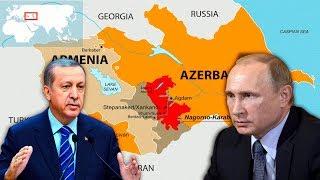 Эрдоган и Путин обсудят возврат Азербайджану семи оккупированных районов Карабаха
