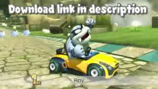 Mario Kart 8 Character Texture Pack