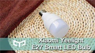 נורת ה-LED החכמה של XIAOMI ב-12 דולר