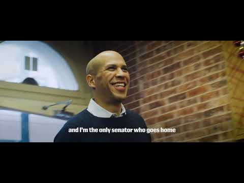 Cory Booker: We Will Rise