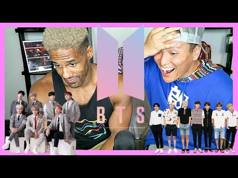 AMERICAN REACTS TO BTS (BLOOD SWEAT AND TEARS)