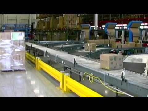 Accumulation Conveyor Movie