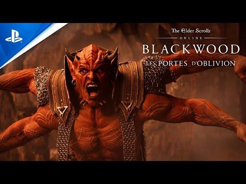 Musique de la pub PlayStation The Elder Scrolls Online: Blackwood | Portes d'Oblivion – Cinématique de lancement | PS4 Mai 2021