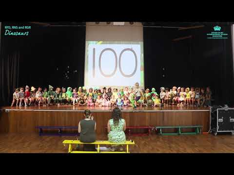 Lower Primary Assembly - Dinosaurs by RFD RNS RGR