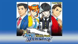 Ace Attorney   Won the case! ~ Our everlasting victory (Custom)