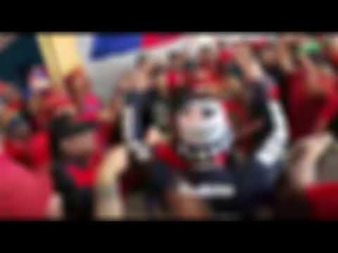 """""""La Banda Del Rojo - CSD Municipal"""" Barra: La Banda del Rojo • Club: Municipal"""