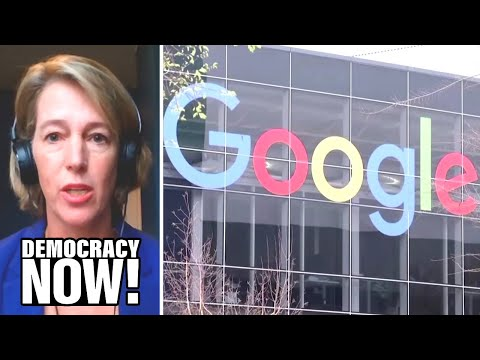 """Break 'Em Up"": As DOJ Targets Google, Zephyr Teachout Urges Breakup of More Big Tech Monopolies"