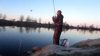 Рыболовные базы на новоладожском канале