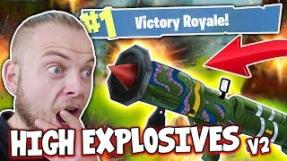 BEST WEAPON IN THE GAME?! - FORTNITE BATTLE ROYALE!!