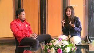 Tantangan Terbesar Anjana Mewawancarai Zohri