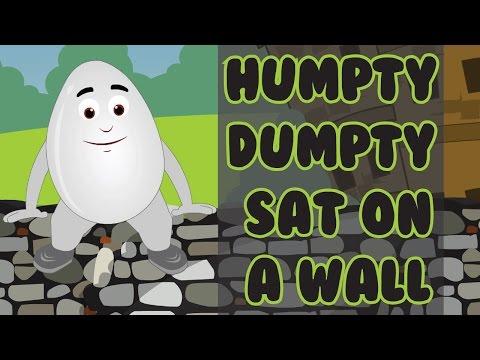 Humpty Dumpty Sat on a Wall   Nursery Rhyme   Sung by Pallavi Roy