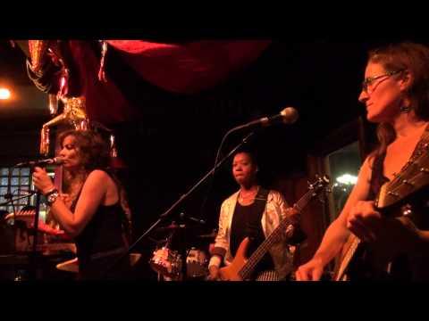 MILF! The Band: She Talks To Angels at Peri's Bar, Fairfax, CA 01/11/2014