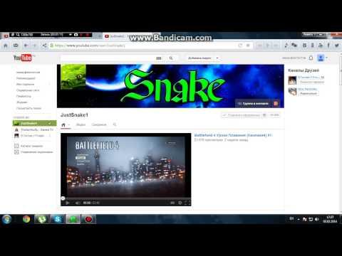 Рекомендация канаов-TheSan4ezRu - Games TV,в гостях у frosta,Nicke Parnisha,JustSnake1.
