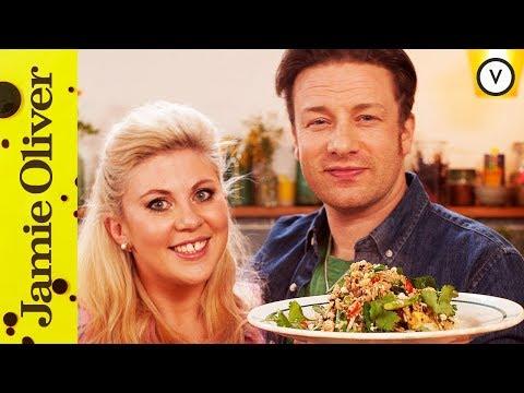 Sprinkle of Glitter & Jamie Oliver   Veg Stir Fried Rice