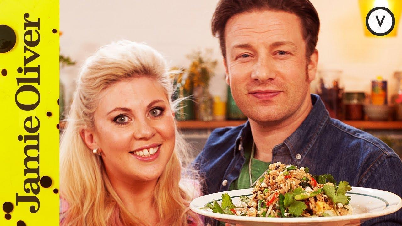 Sprinkle of Glitter & Jamie Oliver