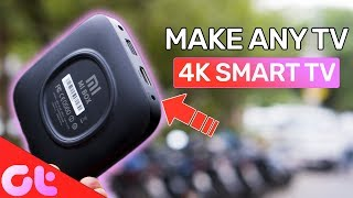 Make Any TV Xiaomi 4K Smart TV in Budget NOW!