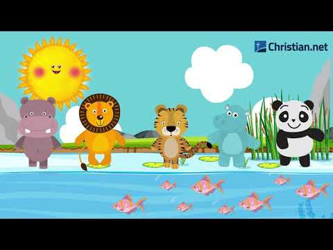 King Of The Jungle | Christian Songs For Kids