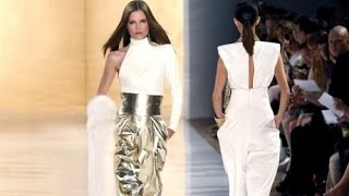 Alexandre Vauthier | Haute Couture Fall Winter 2012/2013 Full Show | Exclusive